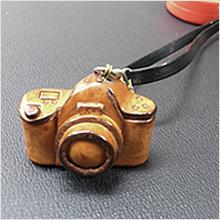 革物語キーホルダー カメラ